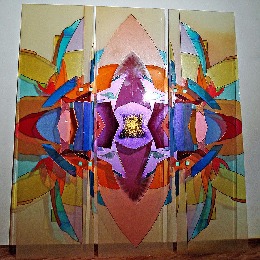 Роспись по стеклу в беларуси